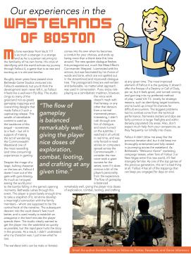 GAMEZ Magazine Article 1