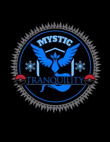 Pokemon Go! Mystic Badge
