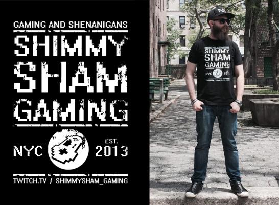 ShimmySham Gaming Squad Shirt