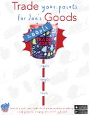 Trader Joe's Rewards App Advetrisement 1 Page Spread